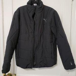 Puma Essentials padded jacket men's Sz. Large